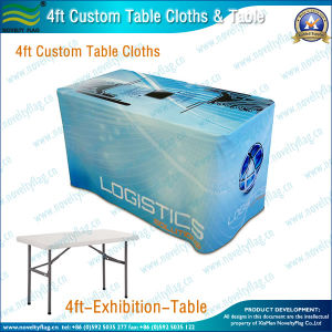 4ft Table Cloth with Exhibition Table (B-NF18F05017) pictures & photos