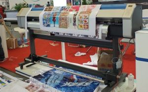 1.8m Outdoor Eco Solvent Printer (YH-1800S) pictures & photos