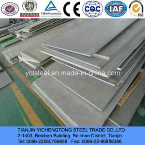 304 Stainless Steel Sheet No. 1 Finish pictures & photos