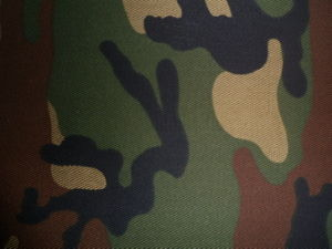 Polyester / Cotton Twill Classical Military Camouflage Fabric pictures & photos