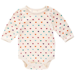 OEM Cute Heart Pattern Newborn Baby Clothes pictures & photos