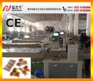 Horizontal Wafer Stick Packing Machine with CE pictures & photos