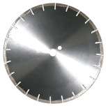 High Quality Diamond Circular Marble Saw Blade (Normal Body, Fan-Shaped Segments) pictures & photos