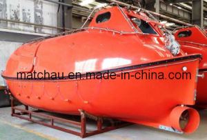Totally Enclosed Fire Protected and Cargo Version Solas Life Boat pictures & photos