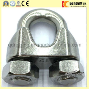 DIN741 Malleable Screw Wire Rope Clip pictures & photos