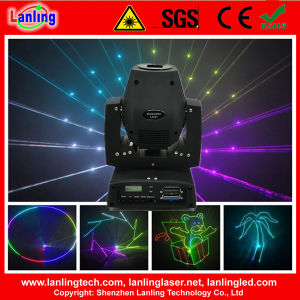 600MW Mini Animation Moving-Head Stage Laser Show pictures & photos