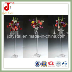 Tall Glass Crystal Centerpieces pictures & photos