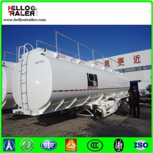 3 Axles 45000L Oil Road Tanker Trailer Sale pictures & photos
