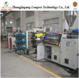 PVC Edge Banding Sheet Extrusion Line pictures & photos