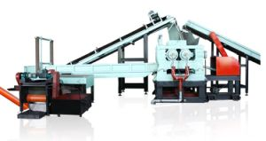 Zsp-900 Tire Shredder Machine for Wast Tyres pictures & photos