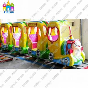 Hot Sale Attractive Appearance Electric Trackless Steam Train pictures & photos