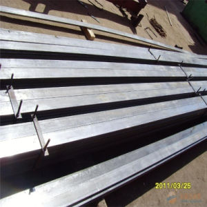 Galvanized Steel Flat Bar for Various Usage pictures & photos