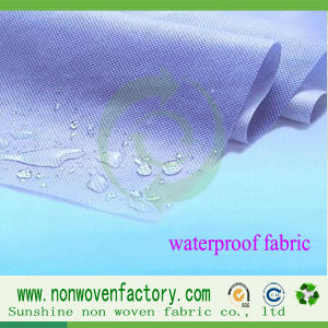 Polypropylene Nonwoven Waterproof Sofa Fabric pictures & photos