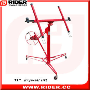11ft Panel Lift Hand Lifter Lifting Machine Construction Hoist pictures & photos
