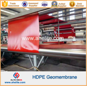 HDPE Geomembrane for Fish Shrimp Pond pictures & photos