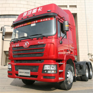 Shacman Brand F3000 6X4 10 Tires Tractor Truck for Sale pictures & photos