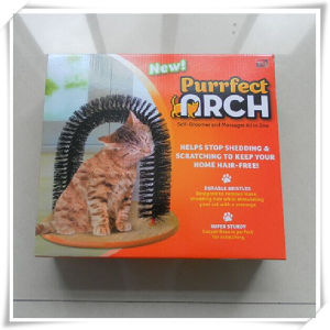 Cat Toy Purrfect Arch of Pet Products (VD15004-D7.5CM) pictures & photos
