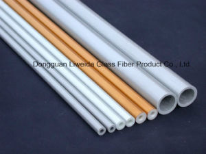 FRP Fiberglass Tube with High Strength Insulation for Construction