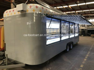 High Quality, China Mobile Food Trailer pictures & photos