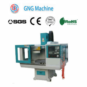 Electric CNC Milling Center Vmc330L pictures & photos