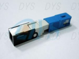 Sc Upc Fast Fiber Optic Connector pictures & photos