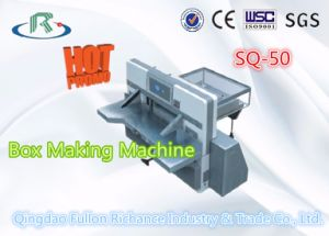 Digital Display Paper Cutting Machinery pictures & photos