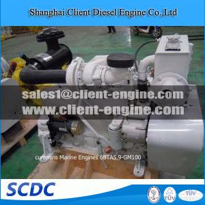 Marine Main Propulsion Diesel Engine Cummins (6BT5.9-M122) pictures & photos