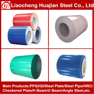 Prepainted Galvanized Steel PPGI with Ral Colors pictures & photos