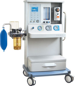 Medical Mobile Anesthesia Machine Mf-M-01bi pictures & photos