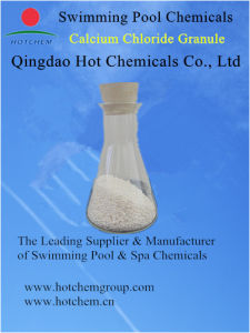Water Hardness Balancer Powder/Granule/Flake/Pellet Calcium Chloride (CC001) pictures & photos