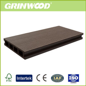 Wood Plastic Composite Decking pictures & photos