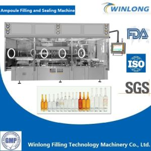 Ampoule Filling and Sealing Machine pictures & photos