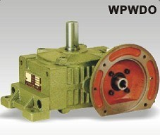 Wpwdo Cast Iron Worm Speed Gearbox pictures & photos