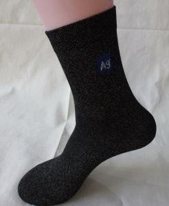 Men Anti Bacterial Socks pictures & photos