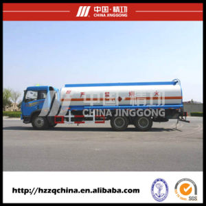Good-Looking Oil Trailer Truck (HZZ5253GJY) with High Security for Sale pictures & photos