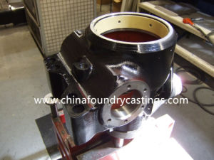 OEM Cast Iron Steering Box Body /Steering Case Body pictures & photos