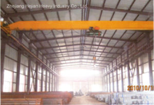 Single Box Beam Eot Crane (LDA-08) pictures & photos