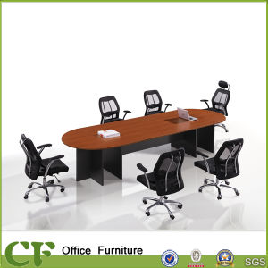 Economic Wood Conference Table for 6 Person pictures & photos