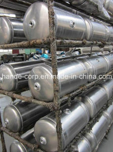 Truck and Trailer Air Brake System Aluminium Air Tank/Air Reservoir pictures & photos