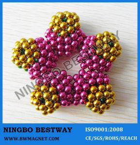Different Color Magnetic Balls/Neocube/Zen Magnet/Neo Cube pictures & photos