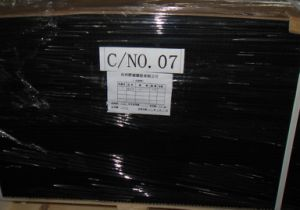 Anti-Vibrate Rubber Pad, Anti-Vibrate Rubber Mat Made with Virgin Nr + SBR Rubber Material pictures & photos