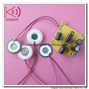 Piezoelectric Ceramics Micro Ultrasonic Atomizer pictures & photos