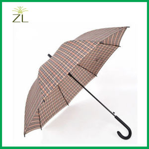 Golf Course Anti-UV Fabric Golf Umbrella pictures & photos