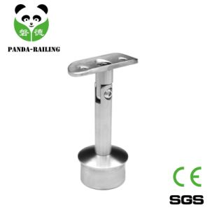Stainless Steel Staircase Handrail Fitting Tube/Baluster Support pictures & photos