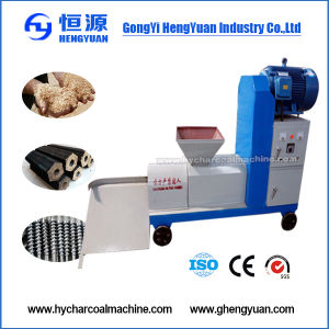High Quality Agricultural Waste Briquette Prodution Line pictures & photos