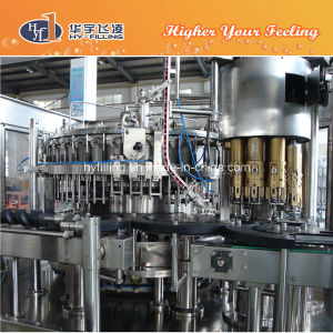 Glass Carbonated Soft Drinks Filling Equipment pictures & photos