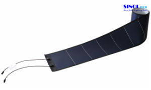 144  Watt Flexible Solar Panel PV Laminate -24volt with Quick Connect Cables pictures & photos