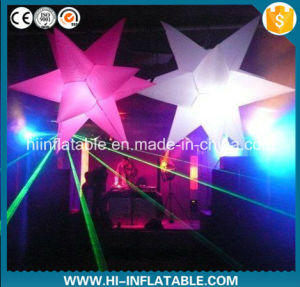 Bar Party Decoration Use LED Inflatable Stars Light for Sale