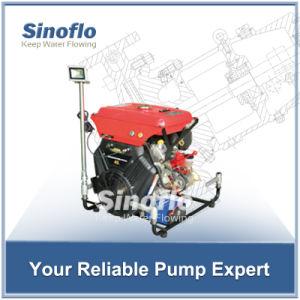 Portable Gasoline Engine Self-priming fire Pump pictures & photos