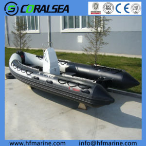 Hypalon Rigid Hull Inflatable Boat Hsf440 pictures & photos